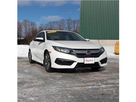 2017 Honda Civic EX (Stk: U5440A) in Woodstock - Image 2 of 11