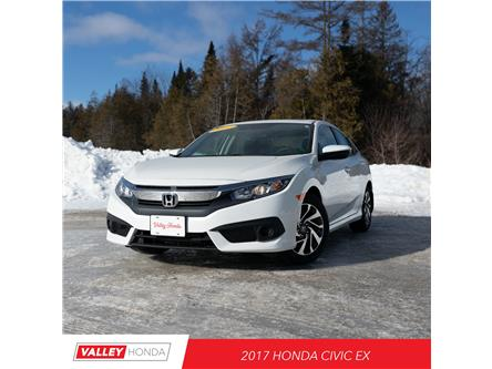 2017 Honda Civic EX (Stk: U5440A) in Woodstock - Image 1 of 11