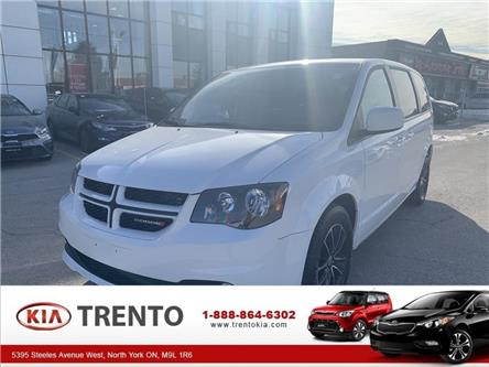 2018 Dodge Grand Caravan GT (Stk: 833AA) in North York - Image 1 of 30