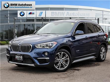 2016 BMW X1 xDrive28i (Stk: P9038A) in Thornhill - Image 1 of 31