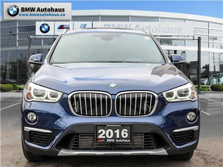 2016 BMW X1 xDrive28i (Stk: P9038A) in Thornhill - Image 2 of 31