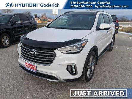 2017 Hyundai Santa Fe XL Limited (Stk: 20117A) in Goderich - Image 1 of 21