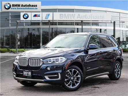 2018 BMW X5 xDrive35i (Stk: P9208) in Thornhill - Image 1 of 31