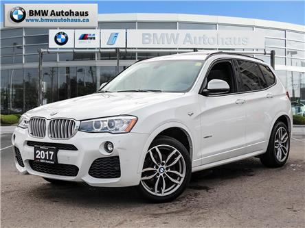 2017 BMW X3 xDrive28i (Stk: P9243) in Thornhill - Image 1 of 29