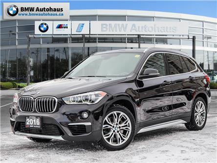 2016 BMW X1 xDrive28i (Stk: P9251) in Thornhill - Image 1 of 31