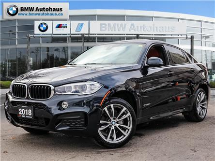 2018 BMW X6 xDrive35i (Stk: P9247) in Thornhill - Image 1 of 32