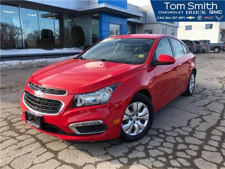 2016 Chevrolet Cruze Limited 1LT (Stk: 190232A) in Midland - Image 1 of 19