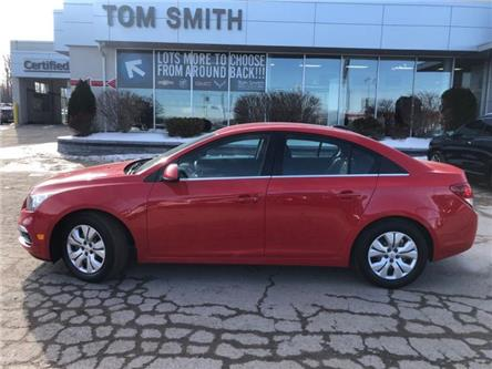 2016 Chevrolet Cruze Limited 1LT (Stk: 190232A) in Midland - Image 2 of 19