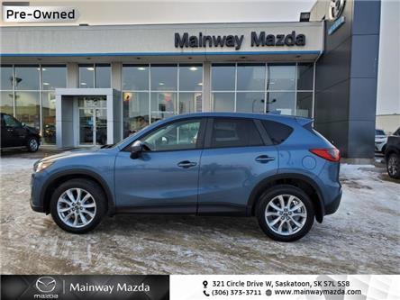 2014 Mazda CX-5 GT (Stk: P1583) in Saskatoon - Image 1 of 26