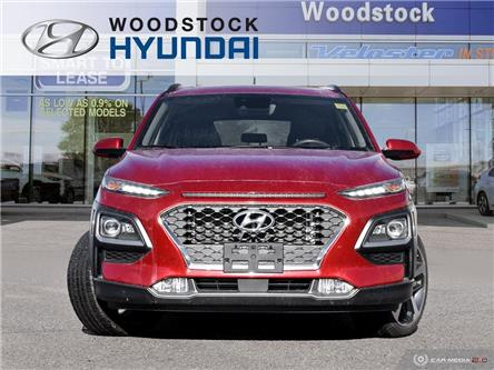 2018 Hyundai Kona 1.6T Ultimate (Stk: P1459) in Woodstock - Image 2 of 27