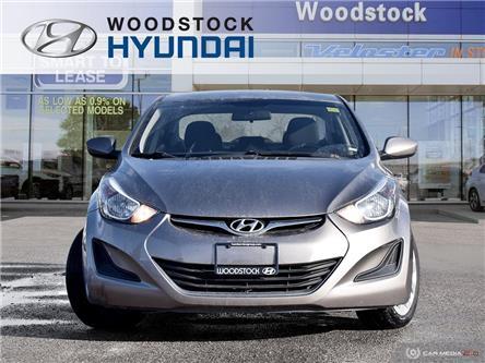 2015 Hyundai Elantra GL (Stk: P1457) in Woodstock - Image 2 of 27