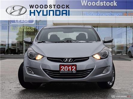 2012 Hyundai Elantra  (Stk: TN19028A) in Woodstock - Image 2 of 27