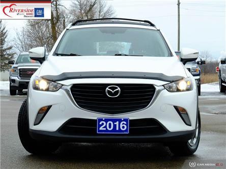 2016 Mazda CX-3 GS (Stk: Z19051C) in Prescott - Image 2 of 27