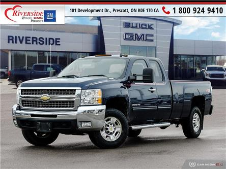 2010 Chevrolet Silverado 2500HD LT (Stk: Z19122B) in Prescott - Image 1 of 27