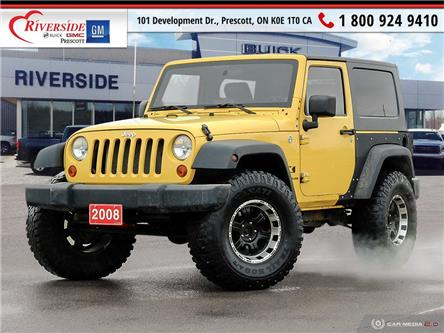 2008 Jeep Wrangler X (Stk: 19097B2) in Prescott - Image 1 of 27