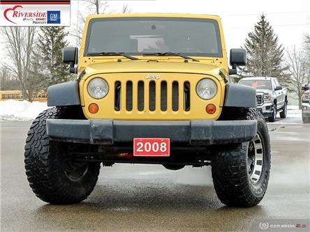 2008 Jeep Wrangler X (Stk: 19097B2) in Prescott - Image 2 of 27
