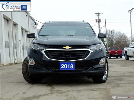 2018 Chevrolet Equinox LT (Stk: 19-484A) in Brockville - Image 2 of 27