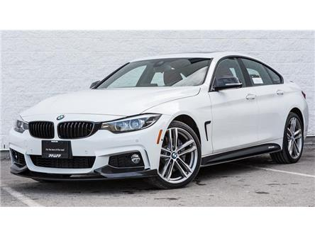 2020 BMW 440i xDrive Gran Coupe (Stk: N38235) in Markham - Image 1 of 22