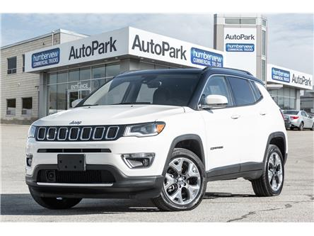2018 Jeep Compass Limited (Stk: APR7127) in Mississauga - Image 1 of 22