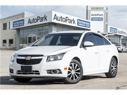 2013 Chevrolet Cruze LT Turbo (Stk: APR4271A) in Mississauga - Image 1 of 17