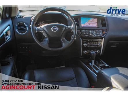 2014 Nissan Pathfinder Hybrid Platinum Premium (Stk: U12730A) in Scarborough - Image 2 of 34