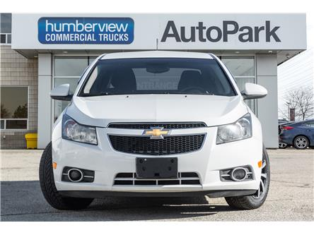 2013 Chevrolet Cruze LT Turbo (Stk: APR4271A) in Mississauga - Image 2 of 17