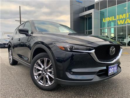 2019 Mazda CX-5 GT AWD 2.5L I4 CD AT (Stk: UM2341) in Chatham - Image 1 of 23