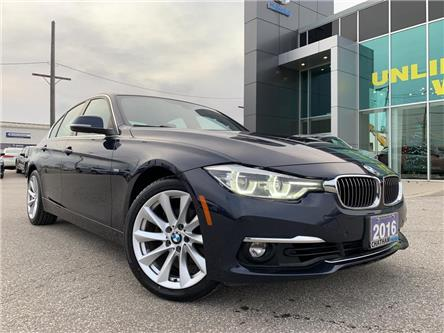 2016 BMW 3 Series XDRIVE SEDAN (Stk: UM2327) in Chatham - Image 1 of 25
