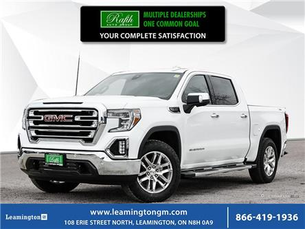 2020 GMC Sierra 1500 SLT (Stk: 20-236) in Leamington - Image 1 of 30
