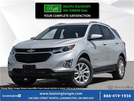 2020 Chevrolet Equinox LT (Stk: 20-305) in Leamington - Image 1 of 23