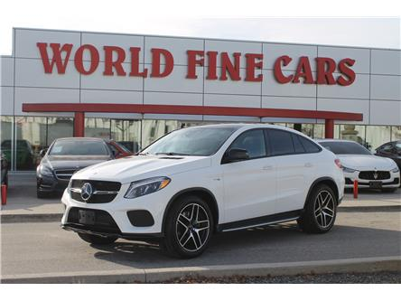 2019 Mercedes-Benz AMG GLE 43 Base (Stk: 1264) in Toronto - Image 1 of 26