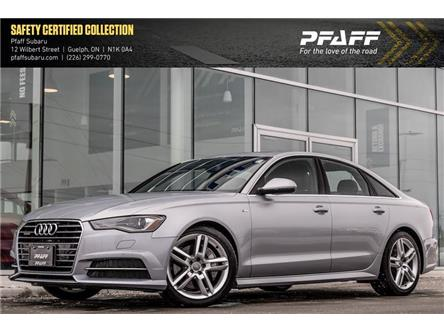 2016 Audi A6 3.0T Progressiv (Stk: SU0158) in Guelph - Image 1 of 22