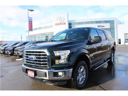 2016 Ford F-150 XLT (Stk: B39098) in Milton - Image 1 of 15