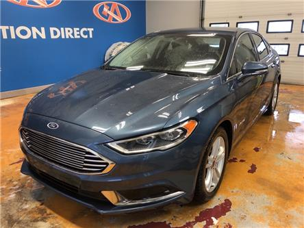 2018 Ford Fusion Hybrid SE (Stk: 147897) in Lower Sackville - Image 1 of 17