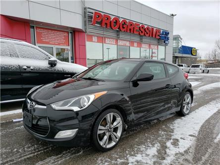 2013 Hyundai Veloster Tech (Stk: DU098409) in Sarnia - Image 1 of 22
