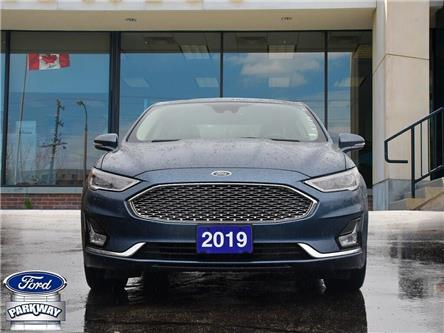 2019 Ford Fusion Hybrid Titanium (Stk: P0629) in Waterloo - Image 2 of 24