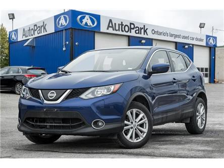 2018 Nissan Qashqai SV (Stk: 18-62203R) in Georgetown - Image 1 of 20