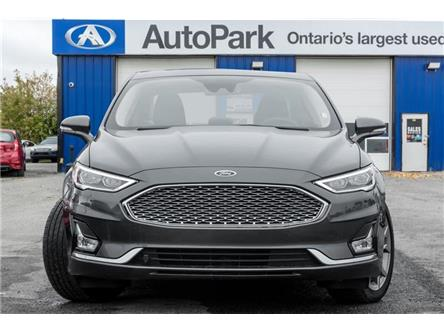 2019 Ford Fusion Hybrid Titanium (Stk: 19-27081MB) in Georgetown - Image 2 of 21
