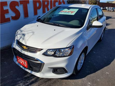 2018 Chevrolet Sonic LT Auto (Stk: 20-055) in Oshawa - Image 1 of 14
