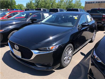 2019 Mazda Mazda3 GS (Stk: NM3114) in Chatham - Image 1 of 5