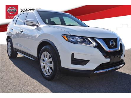 2018 Nissan Rogue S (Stk: N318A) in Thornhill - Image 1 of 25