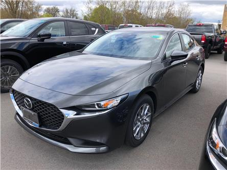 2019 Mazda Mazda3 GS (Stk: NM3158) in Chatham - Image 1 of 5
