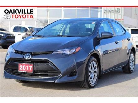 2017 Toyota Corolla LE (Stk: LP4944) in Oakville - Image 1 of 17