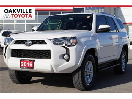 2016 Toyota 4Runner SR5 (Stk: LP6335) in Oakville - Image 1 of 20