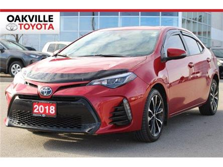 2018 Toyota Corolla SE (Stk: LP0739A) in Oakville - Image 1 of 19