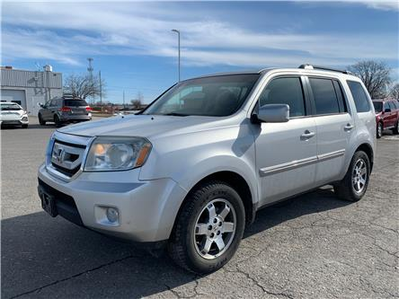 2010 Honda Pilot Touring (Stk: CHC626626A) in Cobourg - Image 1 of 12