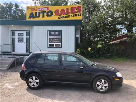 2008 Volkswagen City Golf 2.0L (Stk: ) in Metcalfe - Image 1 of 6