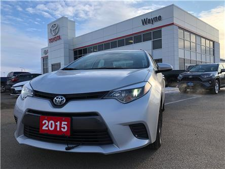 2015 Toyota Corolla LE (Stk: 11078) in Thunder Bay - Image 2 of 27