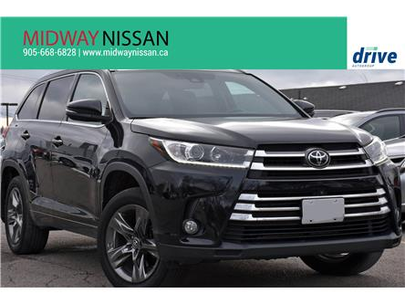 2017 Toyota Highlander Limited (Stk: U2006) in Whitby - Image 1 of 34
