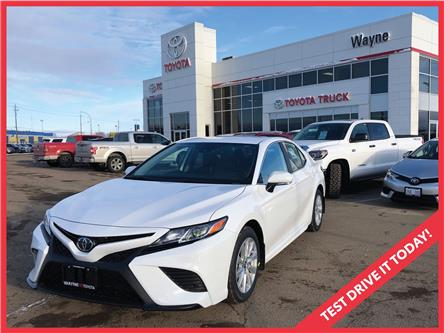 2020 Toyota Camry SE (Stk: 22156) in Thunder Bay - Image 1 of 20